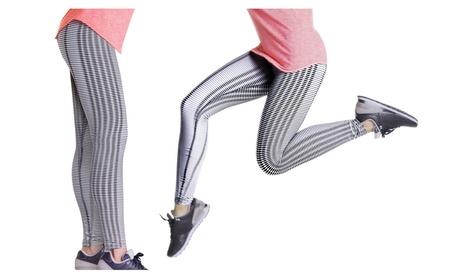 Chamela Women's Sportswear Body Shape Leggins Trainer CHA21229