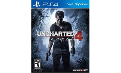 Sony Uncharted 4: A Thief's End - PlayStation 4 ecef9ccb-4dc9-4c5e-aa18-b7c93a8ef7ca