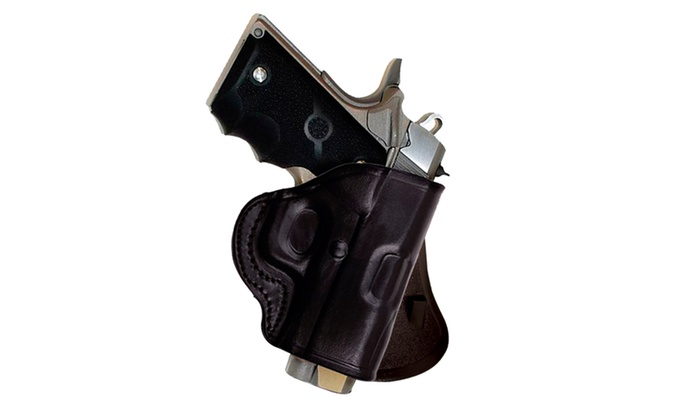 Tagua Springfield XD 4″ Rotating Quick Draw Holster Black