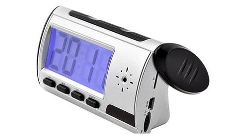 New Hidden Camera Alarm Clock Video Recorder Nanny Cam DVR Motion 32 d997e805-5afd-4d79-b153-c99548594725