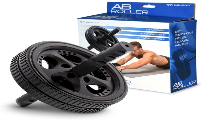 Ab Roller Wheel Exercise Wheel for Home Gym Fitness Equipment /& Accessories