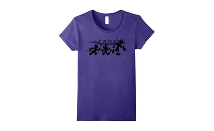 Mickey Mouse Halloween Candy Hunt T Shirt