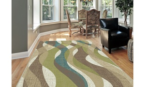 Willow Transitional Abstract Area Rug