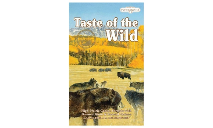 graphic about Taste of the Wild Coupons Printable identify Style of the Wild Dry Canine Foods Groupon