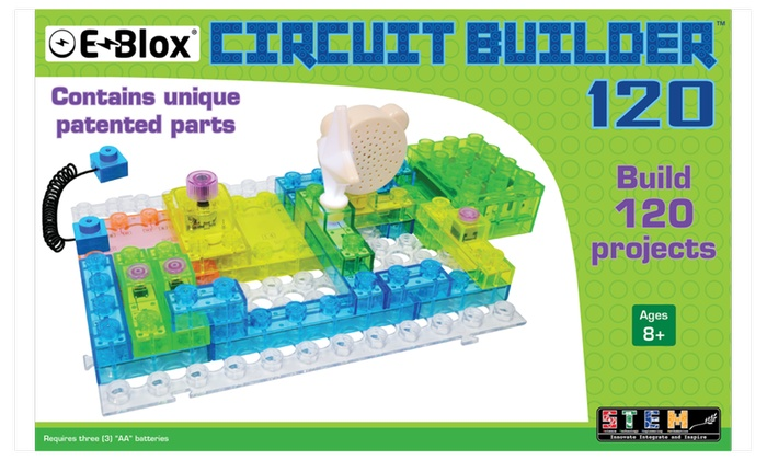 Circuit Builder™ - 120 Projects | Groupon