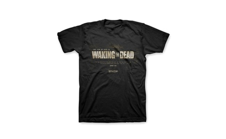Justee Waking the Dead John 11:25 Kerusso Christian Adult T-Shirt 9ff4b6ba-2beb-41bb-acf4-2ee828315657