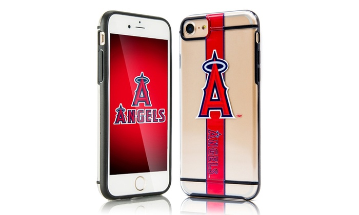 Los Angeles Angels Hydroclear Smu 3D Print Iphone 7 Cover