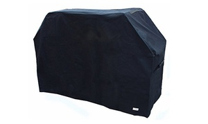 Heavy-Duty Waterproof BBQ Gas Grill Cover with Storage Bag
