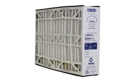 "Trion Air Bear 259112-105 - Pleated Furnace Air Filter 16""x25""x5"" MERV cd4726ee-5690-4cc4-bc78-c2cf01d94191"