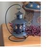 Metal Lantern Hanging Design 2 ct