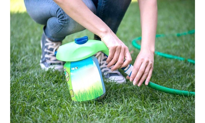 Lawn Care Gardening Grass Shot Ultimate Hydro Seeding System