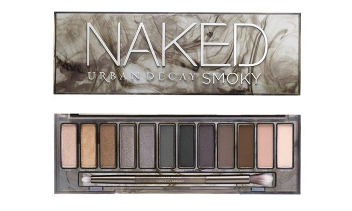 Urban Decay Naked Smoky Eyeshadow Palette reviews in Eye Palettes - Prestige - ChickAdvisor