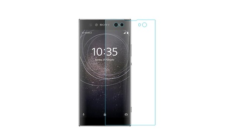 Premium Tempered Glass Screen Protector For Sony Xperia XA2 Ultra
