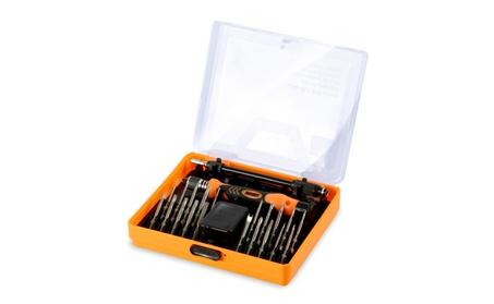 Allimity 23 in 1 Deep Screw Hole Screwdriver Kits Repairing Tools fc47e3a6-bb69-43d1-8a07-54800d3c358c