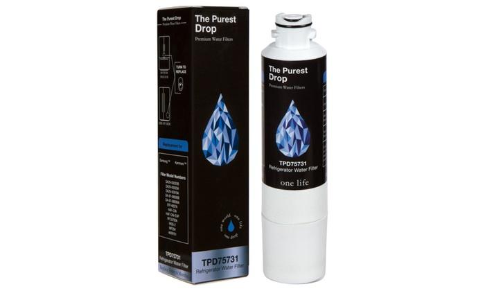 the purest drop samsung da2900020b comp water filter