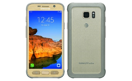 Samsung Galaxy S7 Active G891A (Gold) Unlocked Smartphone 9aafdcec-24f6-4d75-a175-a61a5052ee3e