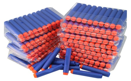 New 600pcs Kids Toy Gun Refill Bullet Darts for Nerf N-strike 244fd683-5432-44c5-bc50-53a0ac2fec70