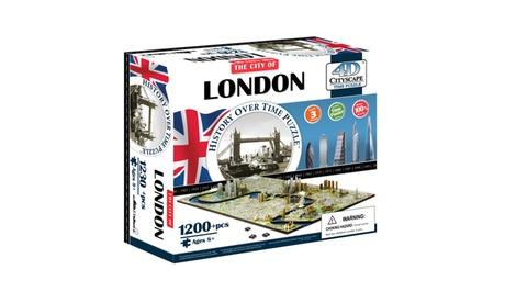 4D Cityscape Time Puzzle - London, England 18ca264e-ae31-4d0c-bda3-cfce2441f9ca