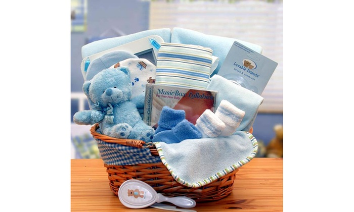 Baby Gift Baskets Dropship : Off on gift basket dropshipping simp groupon goods