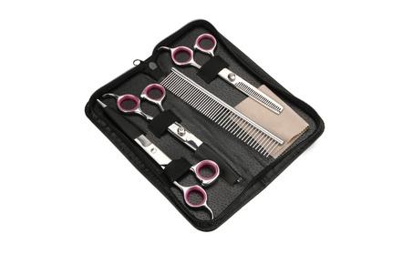 Professional Pet Dog Hair Grooming Trimming Scissors Kit Set 2b5780e5-50e8-431f-8e56-47b5b1bc97e8