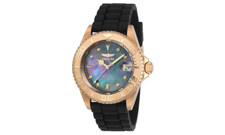 Invicta Pro Diver Men's 40mm Automatic Silicone Watch 13321911-0167-4c45-90ea-f735f716909b
