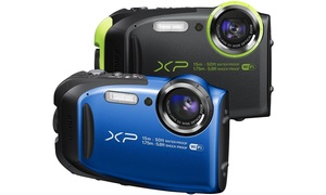 Fujifilm FinePix XP80 16MP 1080p Waterproof Camera (Refurbished)