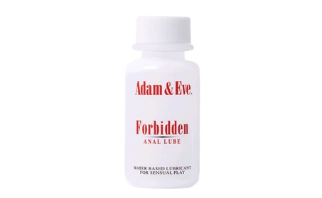 Forbidden Water Based Anal Lube 18f2d0c7-b2be-4920-8eae-3081c11f6cfc