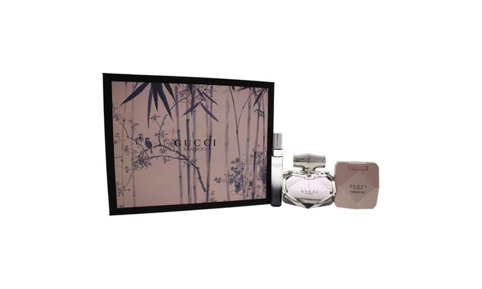 0188502da8a Gucci Bamboo by Gucci Women s Fragrance Set (3-Piece)