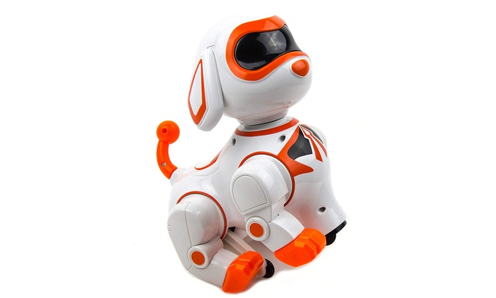 Musical Dancing Singing Electronic Dog Interactive Puppy Pet Toy Animated Flyi