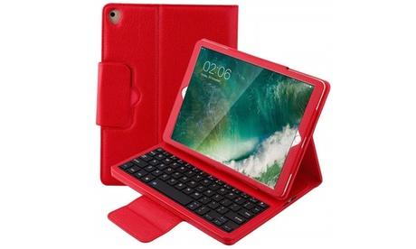 Auto Sleep Wake Apple iPad 9.7 Folio Cover Wireless Keyboard Case iPad Air 2 & 1