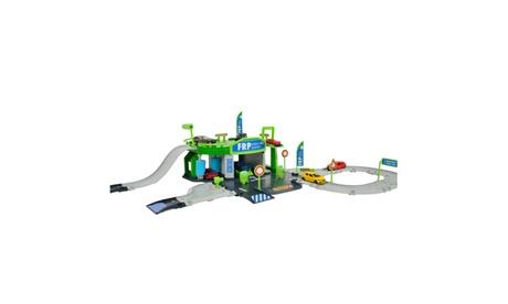 Dickie Toys - Majorette Creatix Petrol Station 80d19219-8aee-455b-8aab-900b7c2044f4