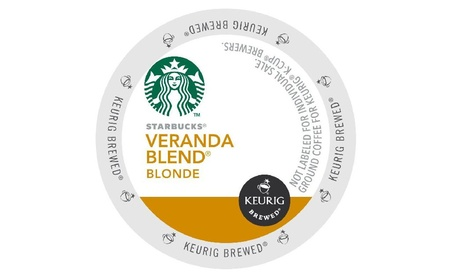 Starbucks K-Cup for Keurig Veranda Blend Coffee 13b865cb-82d1-4156-bd68-0c4007700dab