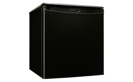 Danby DAR017A2BDD Compact All Refrigerator, 1.7 Cubic Feet, Black photo