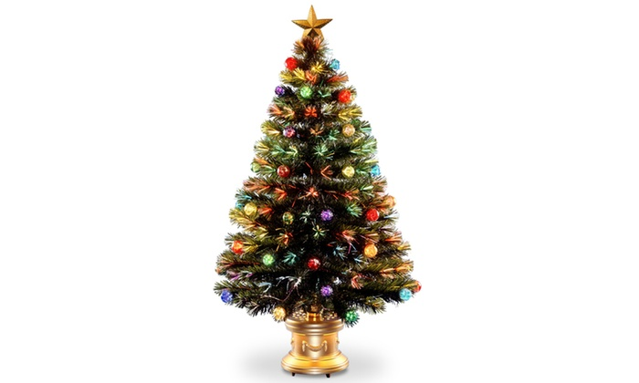 Up To 22% Off On Fiber Optic Holiday Trees