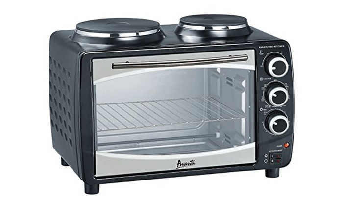 Avanti POBW111B-IS 1.1 cu. ft. Mini Kitchen Convection Oven