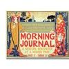 Henri Meunier 'Morning Journal' Canvas Art