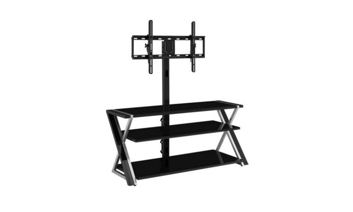 Whalen Xavier 3 In 1 Tv Stand For Tvs Up To 70 Groupon