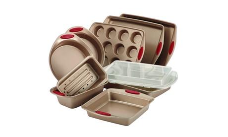 Rachael Ray Cucina Nonstick Bakeware 10-Pc Set 1d077115-aee8-4c6f-8f02-51a0adaacee6