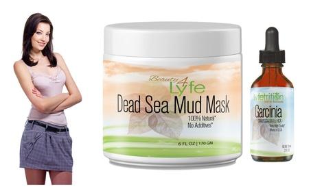 Garcinia Cambogia 98% HCA & /or Dead Sea Mud Mask c4cad348-2cf4-47fd-8b53-24a78789e634