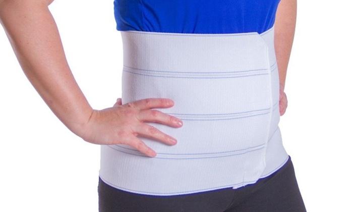 f9b33dc0550 Stretchable Abdominal Binder Waist Trainer Slimming Belt For Women ...