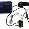 PulseTech SolarPulse Solar Battery Charger 12 volts / 2 watts