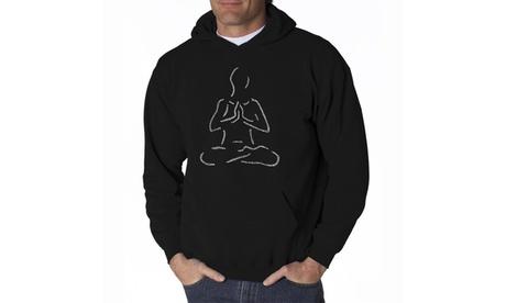 Men's Hooded Sweatshirt - POPULAR YOGA POSES 81a6540c-dd92-4b9d-8e1d-c4091a55956e
