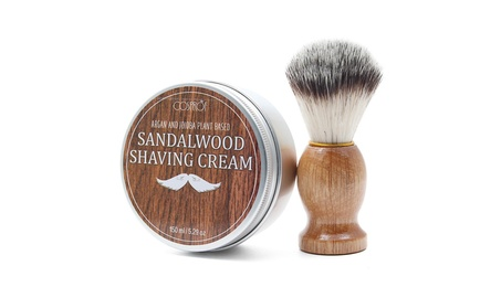Shaving Soap & Beard Shaving Brush 9fa2305f-ce22-4617-9e94-66955901ff4b