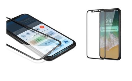 iPhone X Full Cover 3D Curved Premium Tempered Glass Screen Protector 667e0e5d-844f-43f3-933d-fd7efd0fd68e