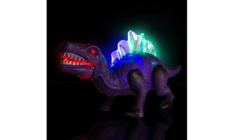 LED Light Up and Walking Realistic Dinosaur with Sound 20208aa1-d9e1-4483-b1bc-fc7b9d450dfe
