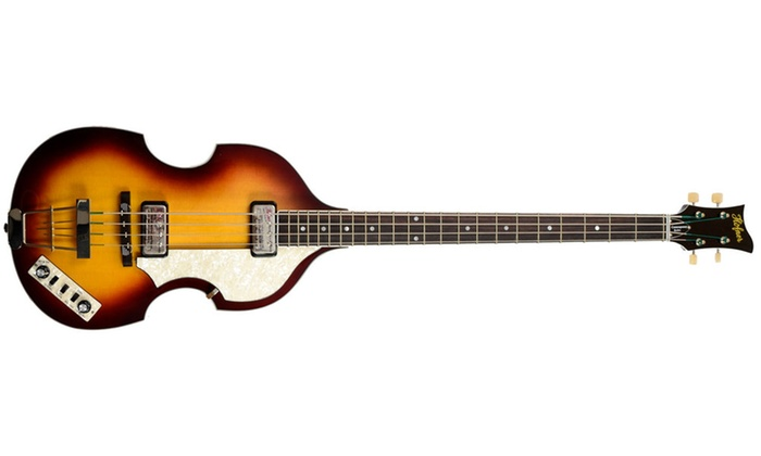 "Hofner HCT500/1SB Violin Bass - Brown Sunburst ""Beatle Bass"""