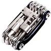 11 in 1 Mini Pocket Bicycle Repair Tool Kits w Chain Breaker/ Hex Keys