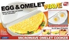 As Seen on TV Microwave Omelet Cooker: As Seen on TV Microwave Omelet Cooker