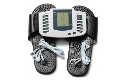 Electronic Digital Full Body Acupuncture Therapy Massager Slipper 9a87f0d0-edba-46bf-ac27-1e29421ee723