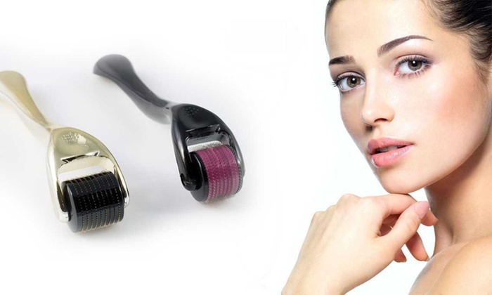 Micro Needle Derma Roller (2 5mm) - 2 Pack | Groupon